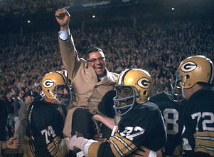 Vince Lombardi: Motivational Leadership