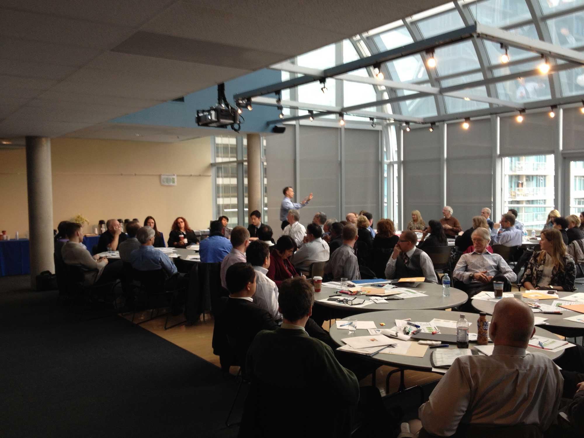 Strategic planning facilitator business strategy consultant