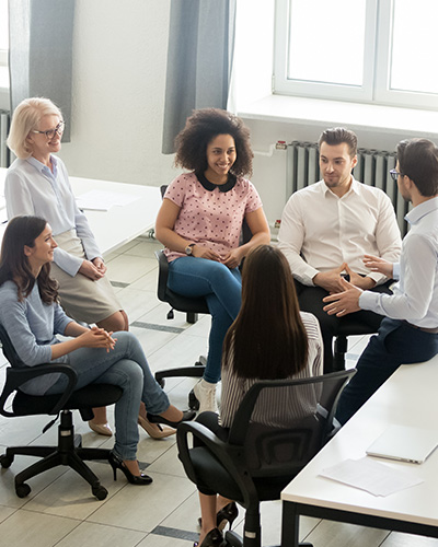 better team meetings corporate strategy training